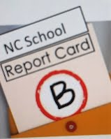 NC School Report Card Grade 17-18
